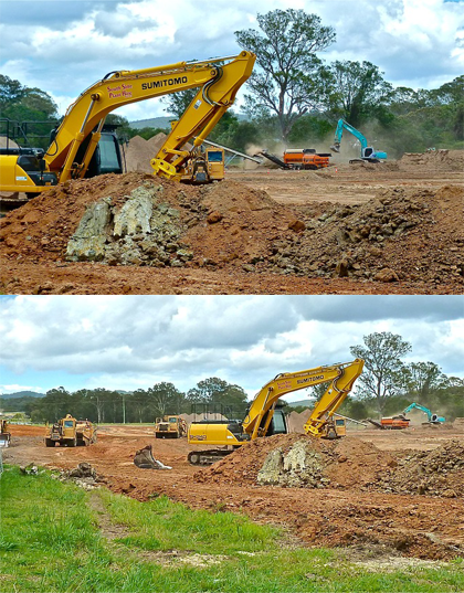 Site Preparation Services North Lakes